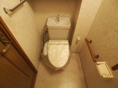 【トイレ】ビュータワー住吉館