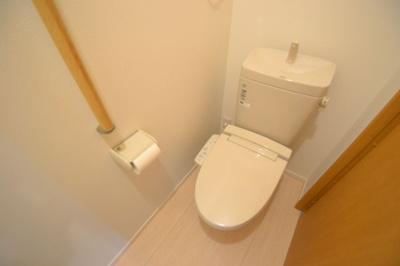 【トイレ】ビラージュ山手