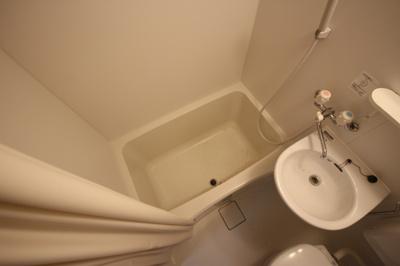 【浴室】ヒルクレスト岡本
