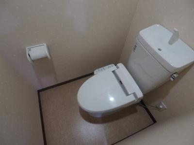【トイレ】ヒルサイド山手