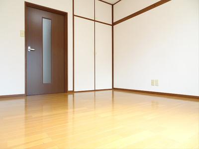 【居間・リビング】ウッディコーポ