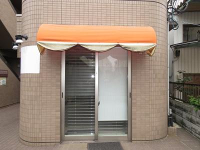 【外観】レジデンスコスモスⅠ