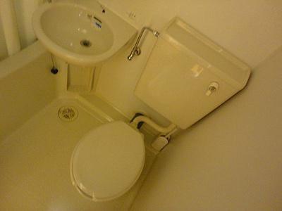 【トイレ】クローバーハイツ三宮