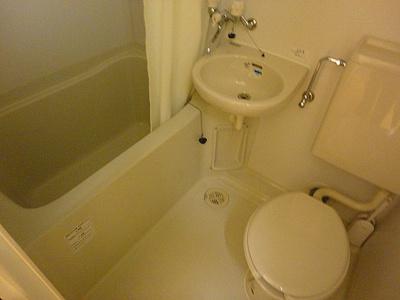 【浴室】クローバーハイツ三宮