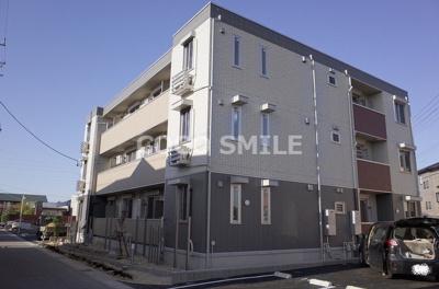 【外観】サンレストA棟