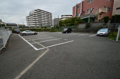 【駐車場】オーシャンビュー江井が島