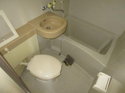 【浴室】フェリスモンテ月出