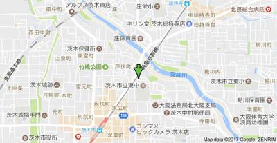 【地図】カーサ・デル・インクローチェ