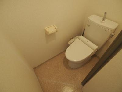 【トイレ】フィオーレ芦屋