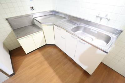 【キッチン】サンヴィラ桃山