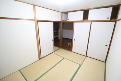 【和室】サンヴィラ桃山