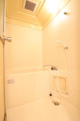【浴室】サンヴィラ桃山