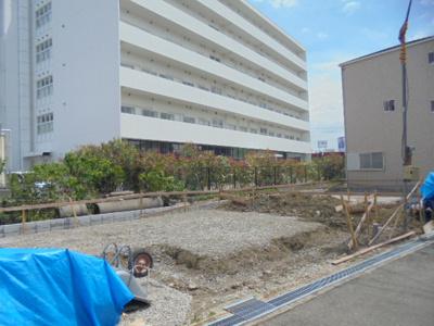 【外観】寝屋川市葛原1丁目 新築一戸建て