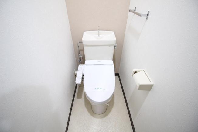 【トイレ】ハイツ八之坪