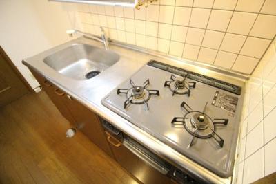 【キッチン】ハイツ八之坪