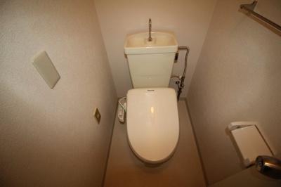 【トイレ】メゾンウエダ
