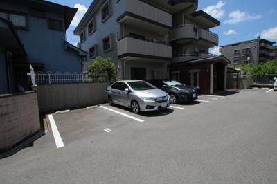 【駐車場】メゾン上田