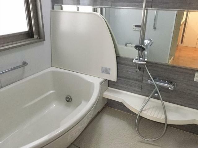 【浴室】アイランドシティ・アクアコート1区6番館