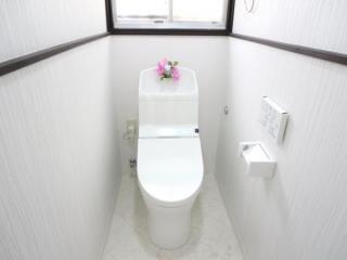 【トイレ】野芥6丁目戸建て