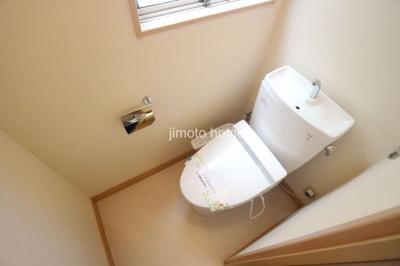 【トイレ】フレア新町