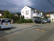 甲府市朝気1丁目の駐車場の画像