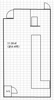 【外観】居抜き/1階店舗/城東区中央1/蒲生四丁目駅