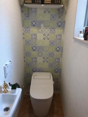 【トイレ】大東市北条7丁目 新築戸建て