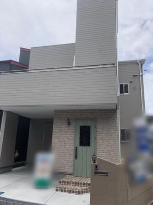 【外観】大東市北条7丁目 新築戸建て