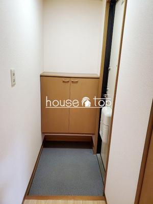 【玄関】アパートメントff