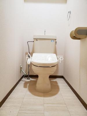 【トイレ】アパートメントff