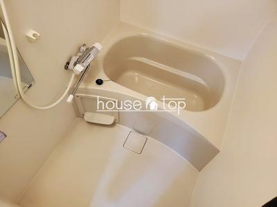【浴室】アパートメントff
