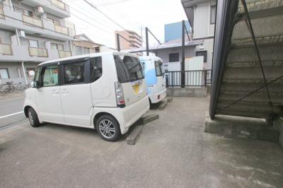 【駐車場】シンフォニー大和田