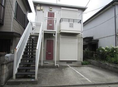 【外観】綾瀬市蓼川2丁目アパート