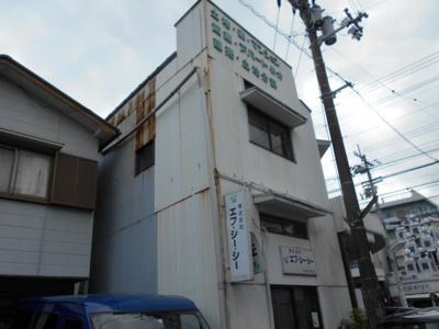 【外観】高知市愛宕町二丁目 事務所 一棟売り