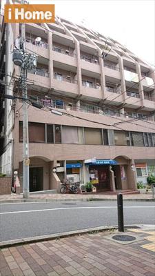 【外観】花隈富士マンション