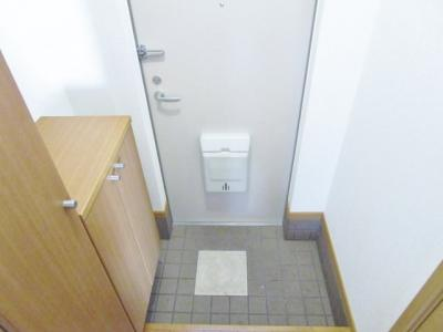 【玄関】ナルチーゾⅡ