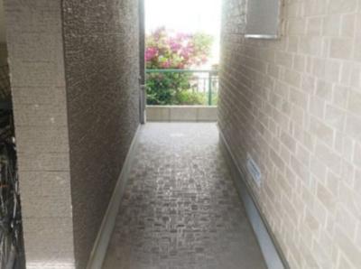 Chanvlunafleurの廊下