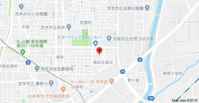 【地図】サンルミエール