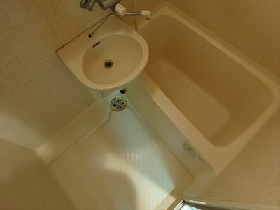 【浴室】トーシンフェニックス笹塚駅前弐番館