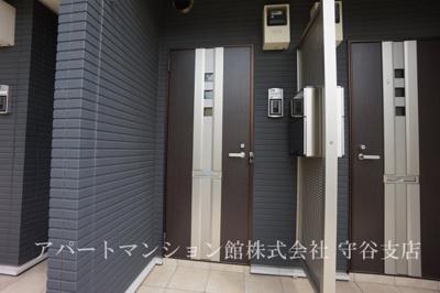 【玄関】サンリット アインツ YuA