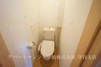 【トイレ】サンリット アインツ YuA