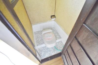【トイレ】三宅西2丁目貸家