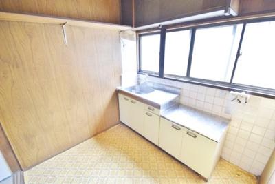 【キッチン】三宅西2丁目貸家