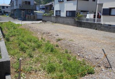 【外観】高知市長浜 分譲地 B号地