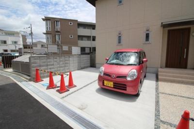 【駐車場】豊中市北桜塚借家