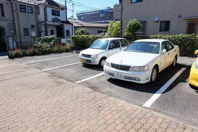 【駐車場】アエラス昭島