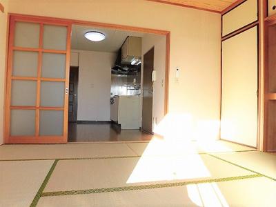 【寝室】ルミエール昭島