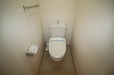 【トイレ】グリーンヴィラ若松