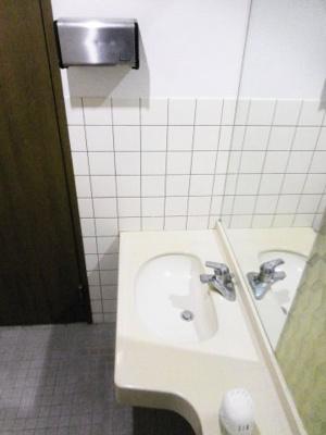 トイレ 手洗い場