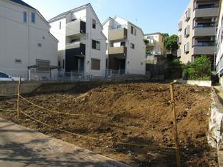 【外観】大田区仲池上1丁目 建築条件なし土地